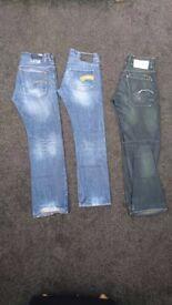 Men's GStar Jeans Bundle