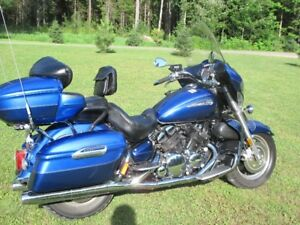2010 Yamaha Royal Star - Comfort on Wheels