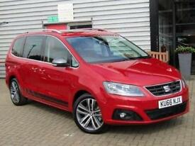 2016 SEAT Alhambra 2.0 TDI CR FR Line [150] 5 door DSG Diesel People Carrier