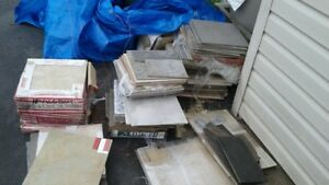 CERAMIC TILES. Never used