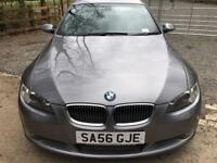 BMW 335i with low mileage and 12 months MOT