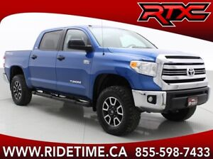 Lifted 2016 Toyota Tundra SR5 TRD-Offroad 4WD - CrewMax, Sunroof