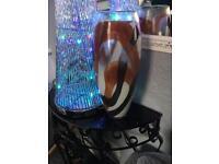 Svaja glass vase