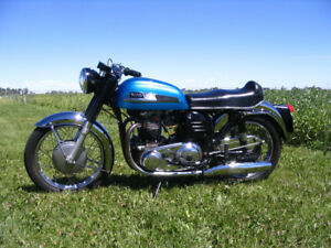 Extremely Rare 1967 Norton Atlas 750 for sale