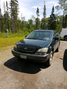 1999 Lexus rx300 FOR PARTS
