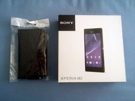 Price to Sell Brand New in a Box Unlocked White Sony Xperia Android Smartphone. 4.8 inch, 16GB, 8MP