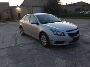 2011 Chevrolet Cruze LT Sedan TURBO