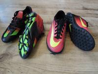 Boys Football Boots - Astro & Grass