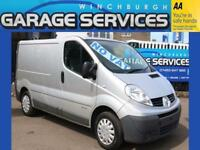 2009 RENAULT TRAFIC GREAT CONDITION *NO VAT* *SERVICE HISTORY*