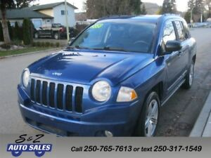 2009 Jeep Compass 1 OWNER EXTRA CLEAN!