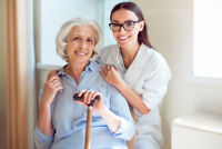 Certified Health Care Aide - Up to $20 per hour + bonus