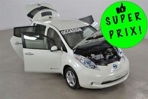 2012 Nissan LEAF SV GPS+Camera de Recul+Bluetooth+Quick Charge