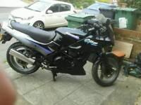 Kawasaki gpz500s gpz 500