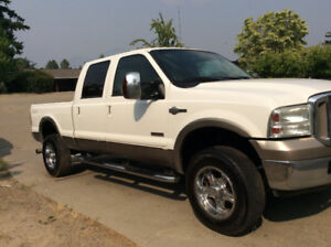 "2006 Ford F-350 ""KING RANCH ""Pickup Truck"