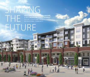 MONTROSE SQUARE-NEW CONDOS COMING THIS FALL!