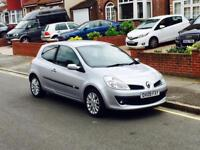 2009 Renault Clio 1.5 Diesel, Long Mot, Full Service History, £30 Year Road Tax,Only 1 Former Keeper