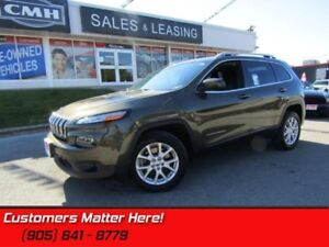 2014 Jeep Cherokee North  VERY CLEAN, POWER GROUP!