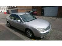 Ford mondeo 2.0 TDCi 2005 mk3 silver