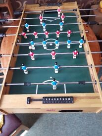 Kids football table for sale
