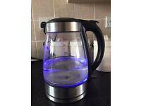glowing kettle