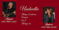 Umbrella (duo guitare & voix)