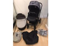 Second hand travel system for sale