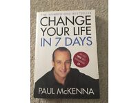 Paul McKenna - 'Change Your Life in 7 Days' (including CD)