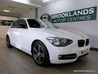 BMW 1 SERIES 2.0 116d SPORT [BEST COLOUR, ?30 TAX and DAB RADIO]