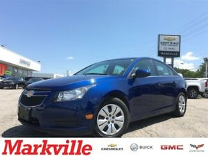 2013 Chevrolet Cruze LT Turbo- 1 OWNER- CERTIFIED PRE-OWNED
