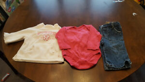 3-6 month baby girl clothes barrhaven