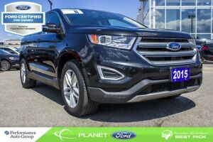 2015 Ford Edge SEL|NAVI|ROOF|3.5L|V-6|FORD CERTIFIED