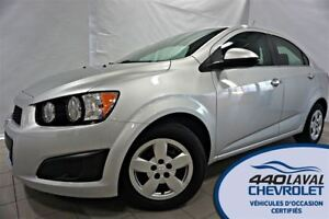 2014 Chevrolet Sonic LT*AUTO*AIR*BLUETOOTH*