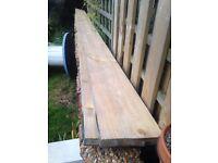 X3 new scaffold boards