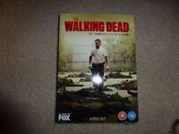 DVD BOX SET - THE WALKING DEAD (6th Season) - Brand new