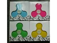 Glow in the dark fidget spinners £1.50 each. Bulk buy 50 for £70