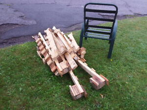Free pallets ends