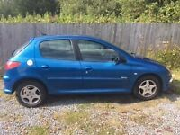 Peugeot 206 1.4 Verve, 2006