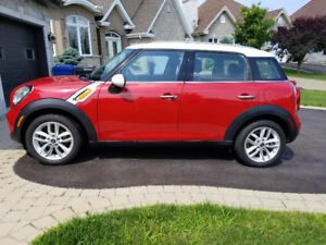 2014 MINI Cooper Countryman Berline