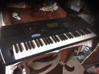 Technics keyboard for sale