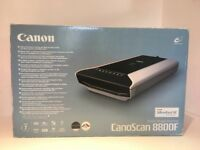 Canon CanoScan 8800F - used, boxed, good condition