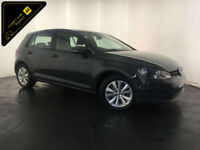 2014 VOLKSWAGEN GOLF SE BLUEMOTION TECH TDI 1 OWNER SERVICE HISTORY FINANCE PX