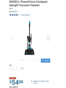 Bissell PowerForce Compact Upright Vacuum Cleaner