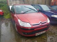 05 Citroen c4 ****BREAKING ONLY Parts