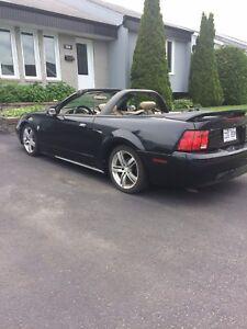 Mustang 1999 décapotable
