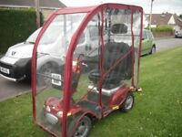 MOBILITY SCOOTER ROMA CORDOBO MODEL S-889XLSBN GOOD CONDITION ROAD LEGAL WITH LOG BOOK