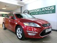 Ford Mondeo 2.0TDCI TITANIUM X 163PS [8X FORD SERVICES, LEATHER, HEATED/COOLING