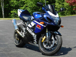 2005 Suzuki GSX-R 750 Mint Condition