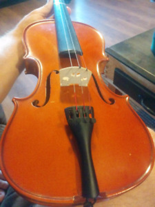 Fiddle / Violin with hardshell case