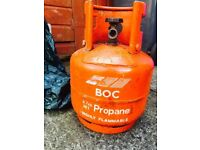 Propane 4.7 kg gas empty gas bottle