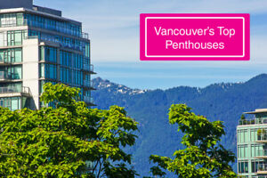 List of Vancouver's Top Penthouses for Sale!